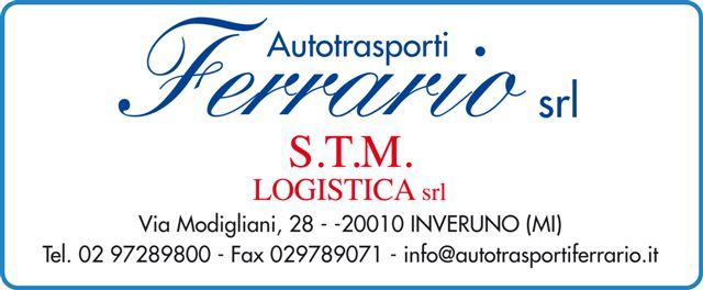 Clienti espritec realizzazione software trasporti for Ferrario arredamenti srl